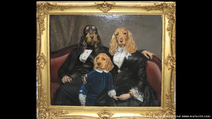 Αριστοκράτες σκύλοι
