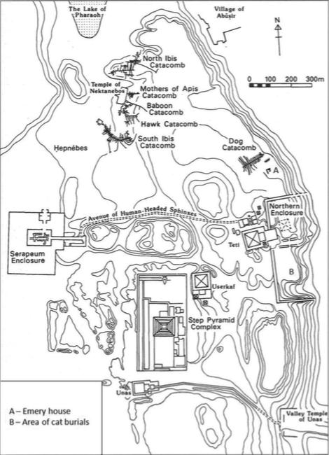 Μούμιες Χάρτη