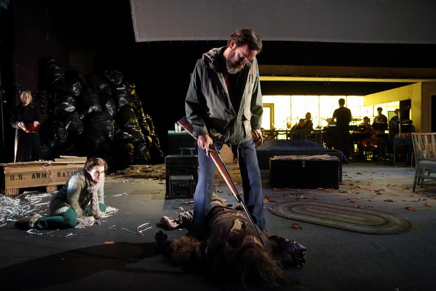 LA Opera - Dog Days  Photo by: Greg Grudt /Mathew Imaging