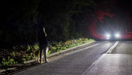 Μεγαλύτερη ασφάλεια στους δρόμους χάρη στα smart φώτα της Ford