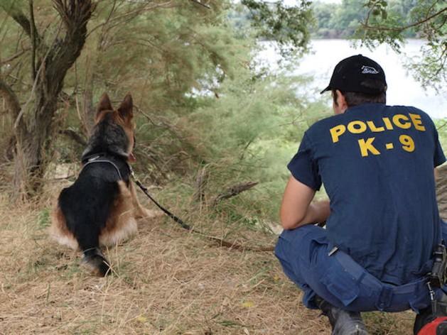 Ομάδα Αστυνομικών Σκύλων