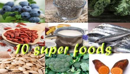 10 σούπερ τροφές και για τον σκύλο σου