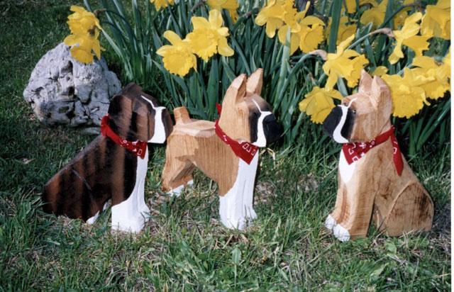 Dog Bark Park Inn Boxers