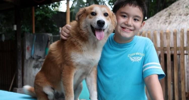 Ο μικρός τοπικός ήρωας που ίδρυσε το δικό του καταφύγιο ζώων σε ηλικία μόλις 8 χρονών για να σώζει αδέσποτα ζωάκια